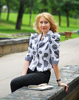 Ольга Александровна КЛЫШКО