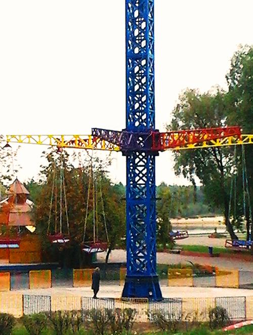 парк Победа в г.Мозыре