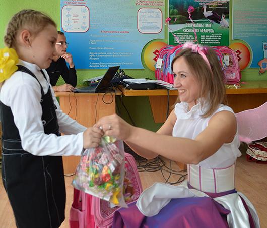 """В ГП """"Мозырский райжилкомхоз"""" вручение портфелей стало традицией!"""