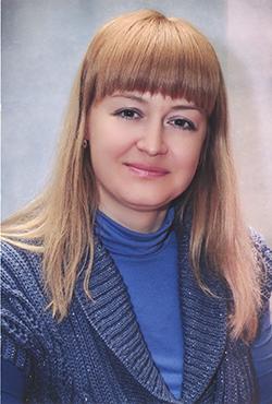 Ольга Сергеевна Руцкая