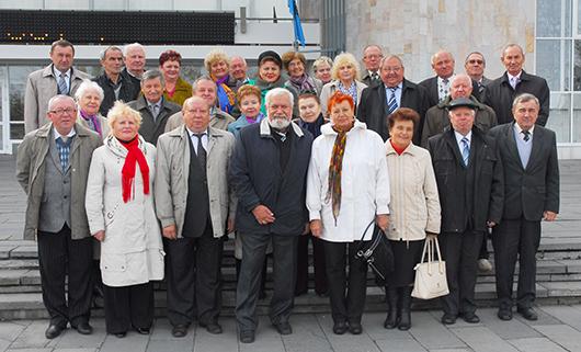Участники семинара.