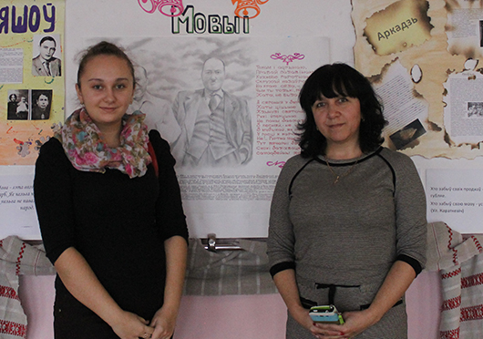 Виктория и Ирина Анатольевна Занкевич