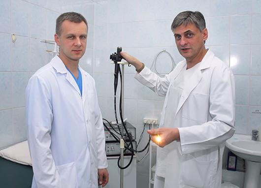 Александр Петрович Егоров и Олег Николаевич Додалев