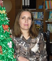 Елена Дмитриевна Баран