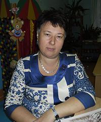 Елена Леонидовна Лешкевич