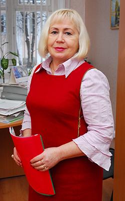 Любовь Аркадьевна ЛЕВШОВА