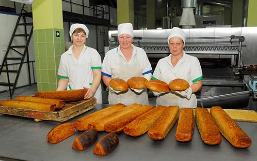 Мозырский хлебзавод