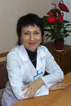 Алла Потапова