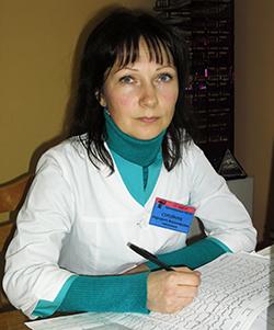 Маргарита Сергейчук