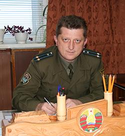 командир 1052 подполковник В.В.Копылович