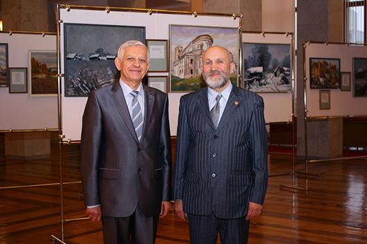Александр Коляда и Николай Дуброва