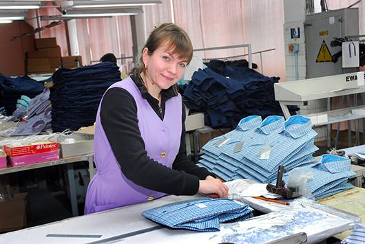 Ирина Худая: красиво сложить сорочку — тоже искусство.