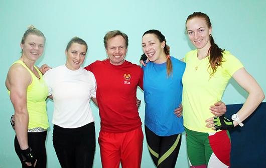 Марина Литвинчук, Надежда Лепешко, Геннадий Галицкий, Ольга Худенко, Маргарита Махнева.