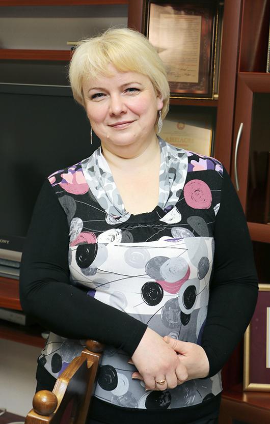 Ольга Николаевна Бонделенко