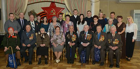 Совет ветеранов встреча