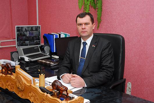 Кашевич Сергей Константинович, директор АП 2