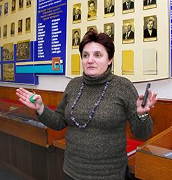 Тамара Михайловна Мельник