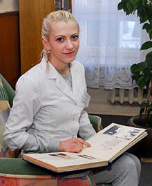 Олеся Шестовец