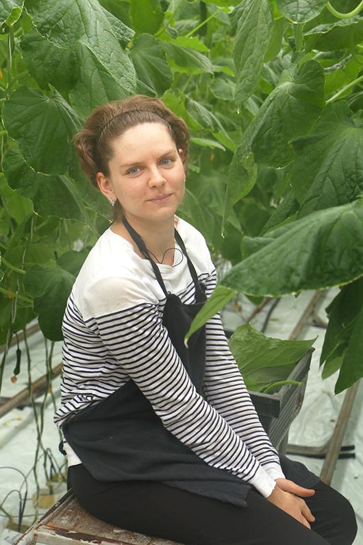 Дарья Викторовна Осипова  на новом рабочем месте  освоилась быстро.