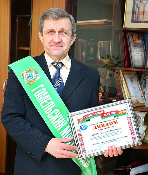 Николай Васильевич ТУРОВЕЦ