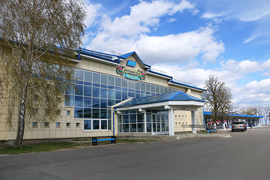 Мозырский автовокзал
