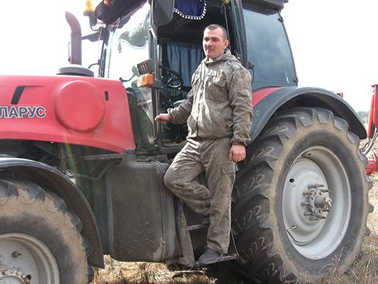 Михаил Александрович Клевец