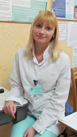 Ирина Пунтус