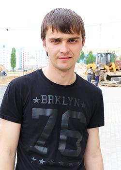 Дмитрий Валентинович Нестереня