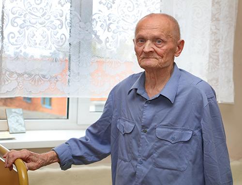 Сергей Андреевич МАШКОВ