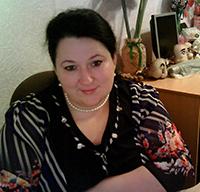Наталья Ющенко