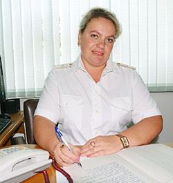 Ольга Сахненко