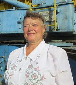 Мария Федоровна Долгоживитько