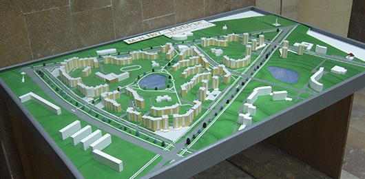 Микрорайон №7 Бобры:  здесь будет город-сад!