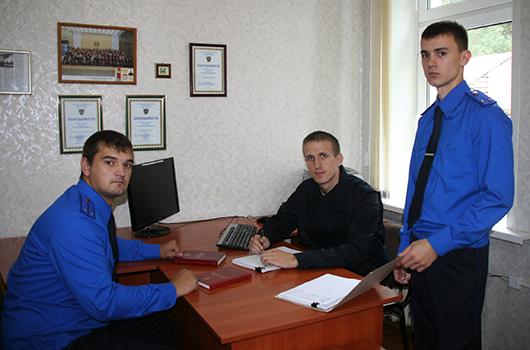 Следователи Анатолий Игоревич Тоскучев, Александр Сергеевич Гавриловец, Владислав Анатольевич Цыган.