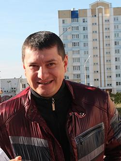 Дмитрий, машинист технологических насосов