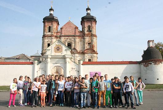 экскурсия в Юровичи
