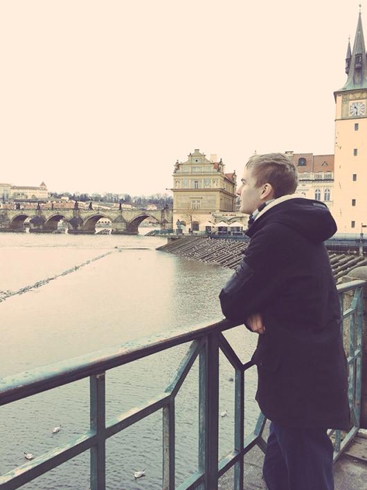 В Прагу с Сергеем Куликом