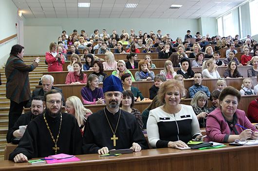В Мозырском педуниверситете прошли II Туровские епархиальные образовательные чтения