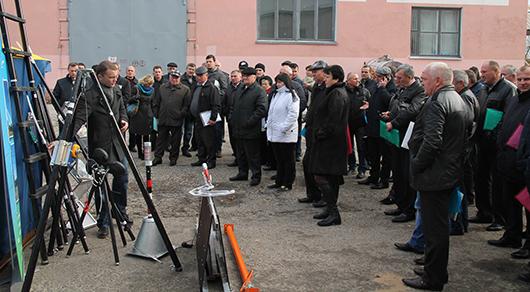 Мозырские электрические сети: выездной день охраны труда