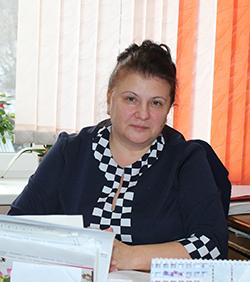 Элеонора Леонидовна ЕРМОЛЕНКО