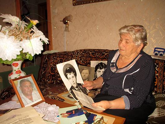София Барановская