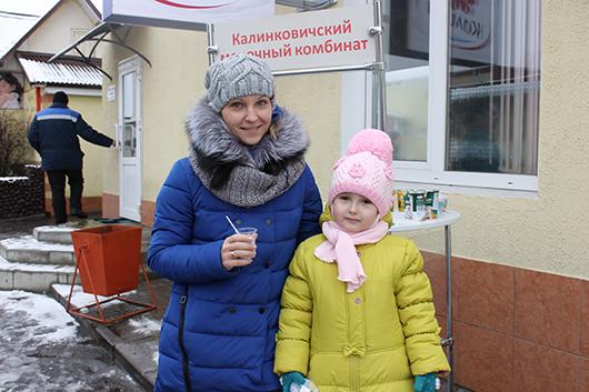Марина Ермак с дочкой Ксенией