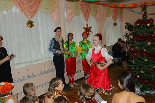 Новый год-2016 в социально-педагогическом центре г.Мозыря