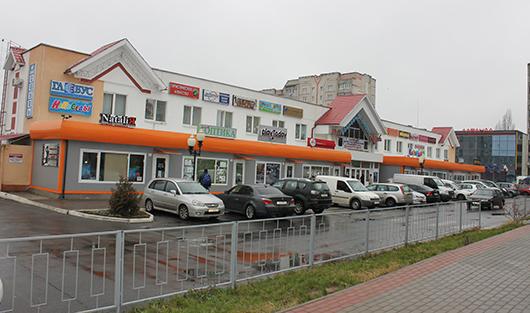 Торговый центр «Дружба» (рынок «Привоз»)