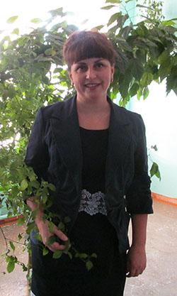 Наталья Рудник