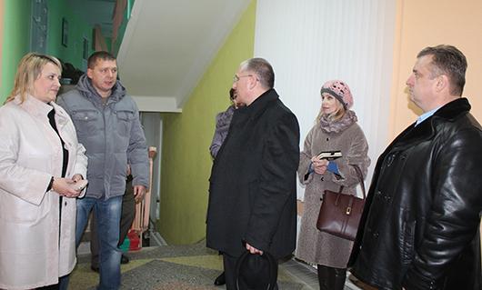 """Мобильная группа Мозырского райисполкома посетила ДРОЦ """"Сидельники"""""""