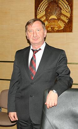 Директор Мозырской ТЭЦ Виктор Иванович ШКАЛА