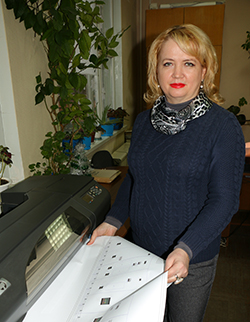 Лариса Ивановна Иванова