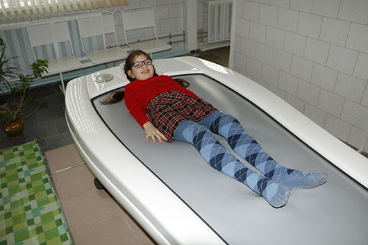 Сухой мембранный массаж. Мария Шоба: «Меня массажирует вода. Здорово!»