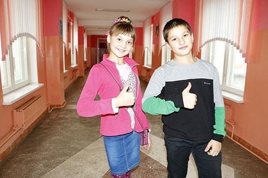 Елизавета Филько и Ярослав Ракитский